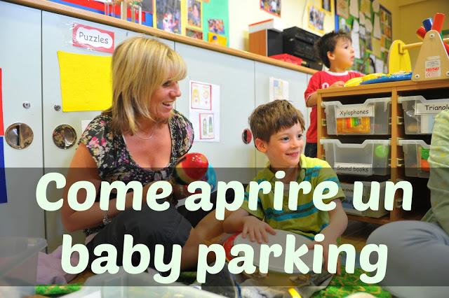Come aprire un baby parking
