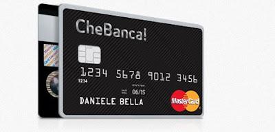 Recensione carta di credito CheBanca!