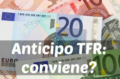 Anticipo TFR