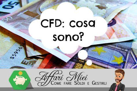 CFD cosa sono: guida