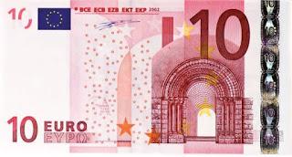10 euro al giorno