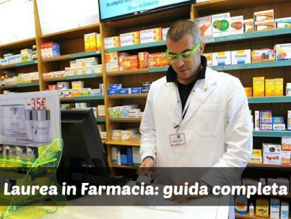 Laurea in Farmacia