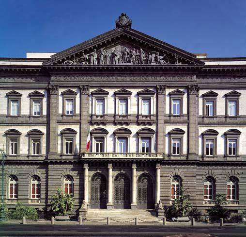 Sede principale dell'Università Federico II