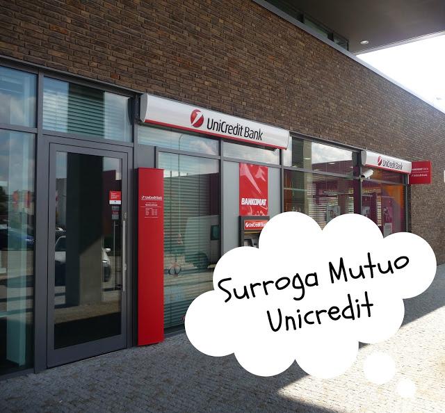 Surroga Mutuo Unicredit: Calcola Rata Mutuo, Tutte le Opzioni!
