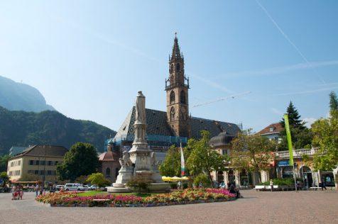 Vivere a Bolzano