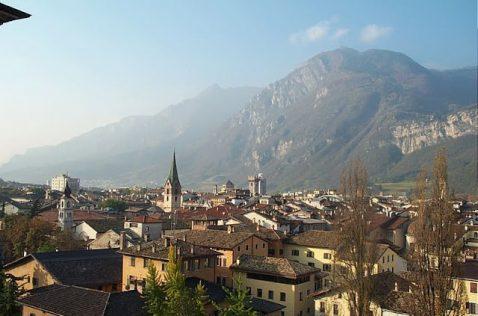 Trento, foto Wikipedia
