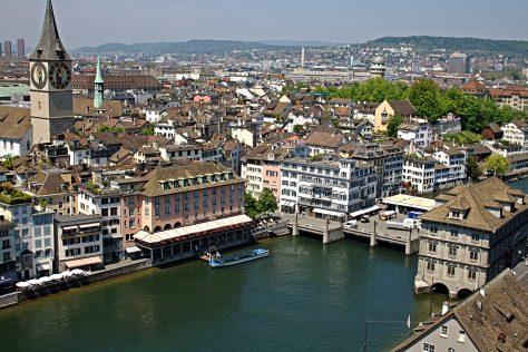 Guida per vivere e lavorare a Zurigo