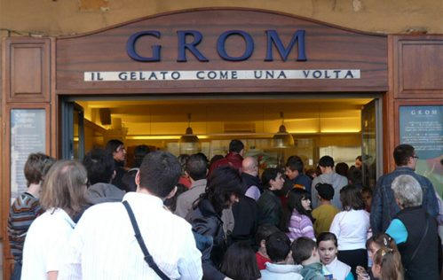 Gelateria Grom in franchising