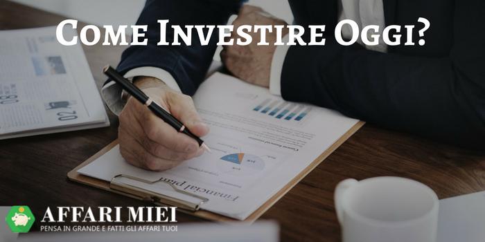 935c88c5be Nel corso della trattazione analizzerò i filoni principali degli  investimenti, cercando di offrire risposte solide e risorse utili di  approfondimento per ...