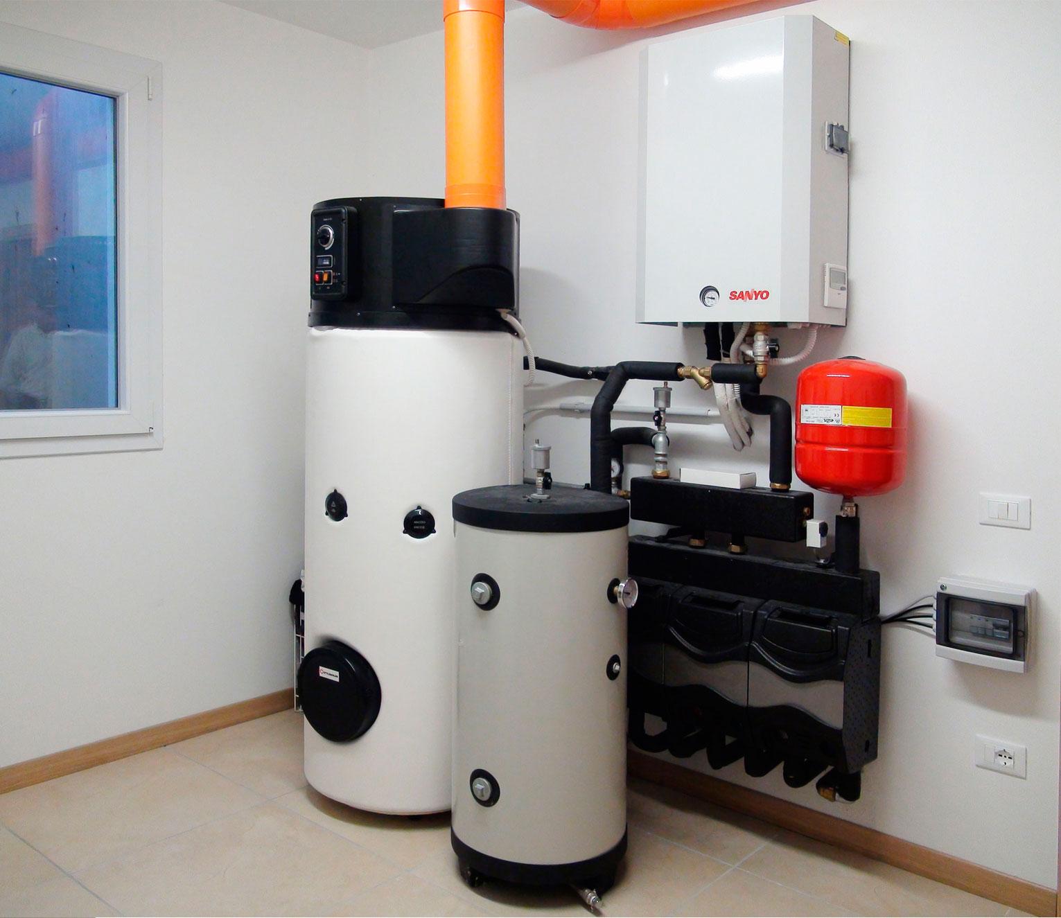 Pompa di calore aria acqua e aria aria prezzi e funzionamento - Scambiatori di calore aria aria casa ...