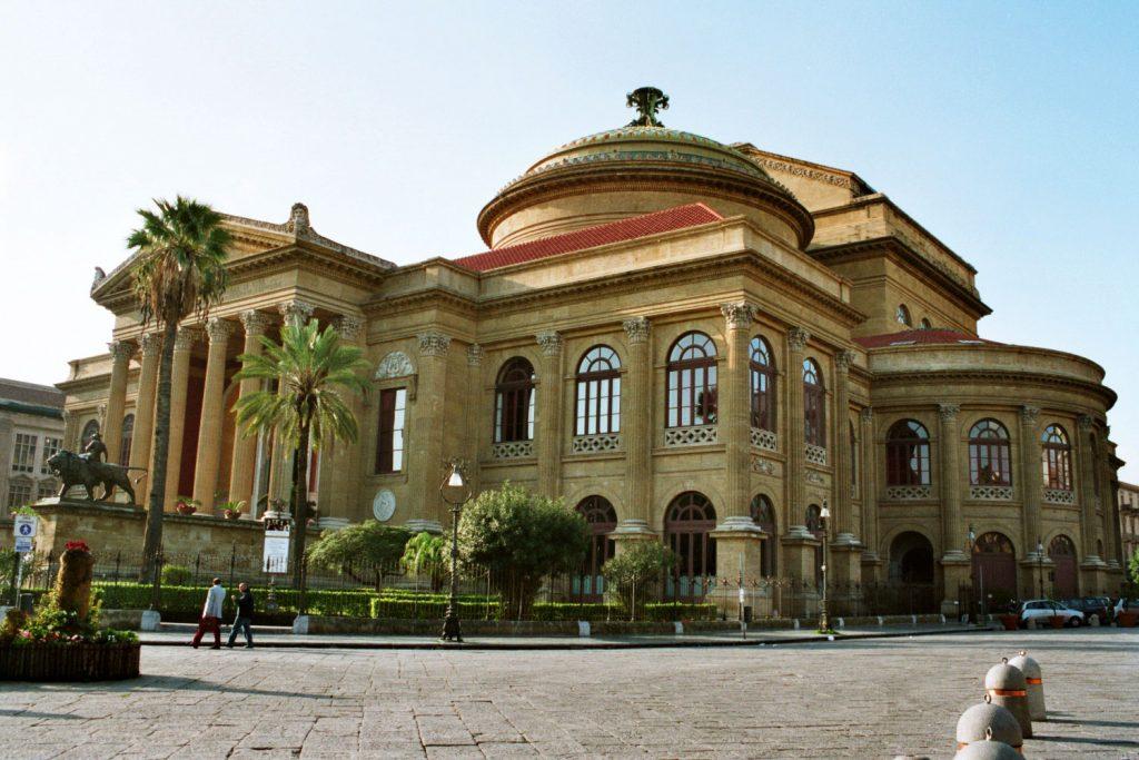 Vivere a Palermo