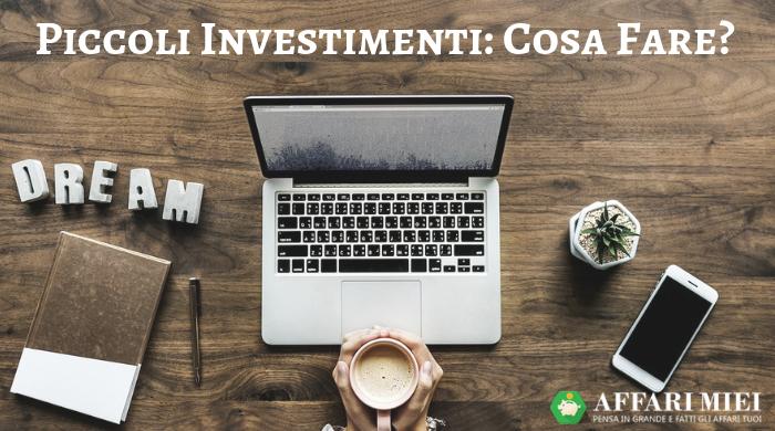 investimenti online sicuri