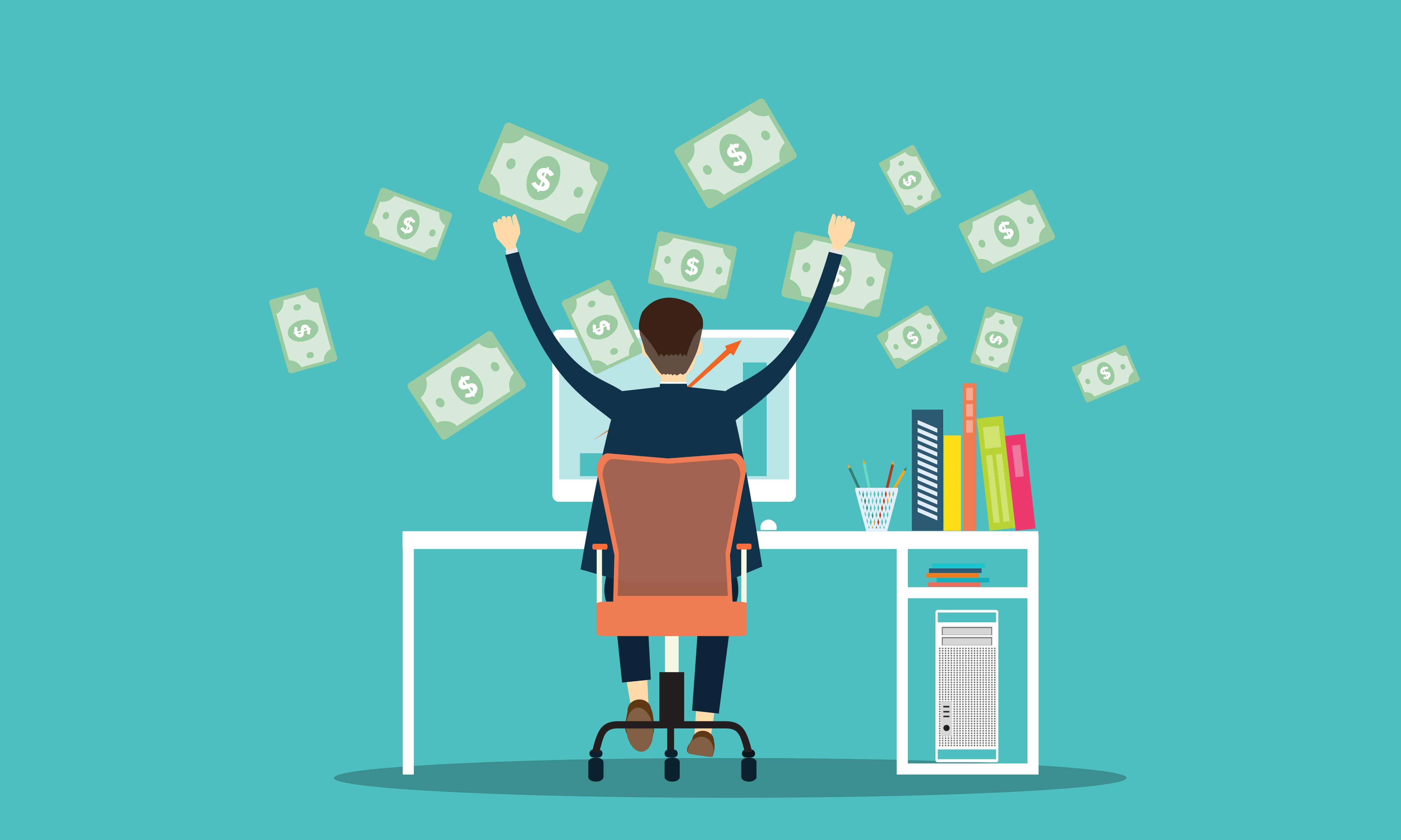 allopzione binaria del denaro lavoro online senza investimento 2021