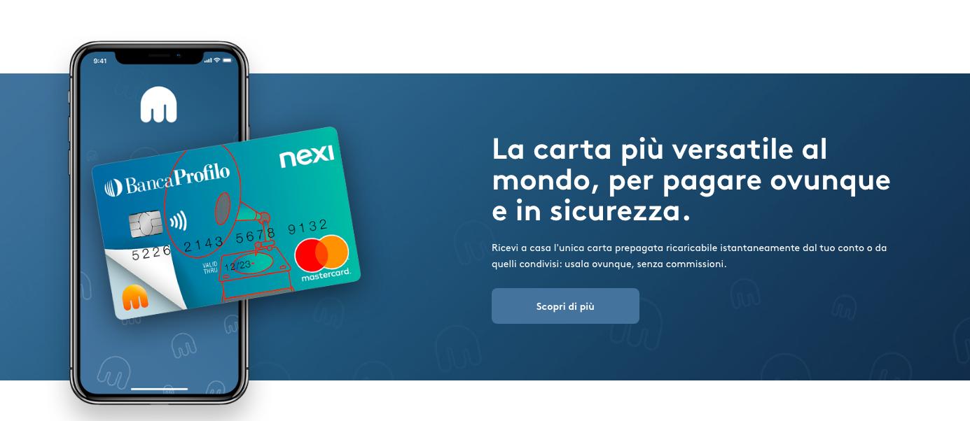 ricevere denaro online