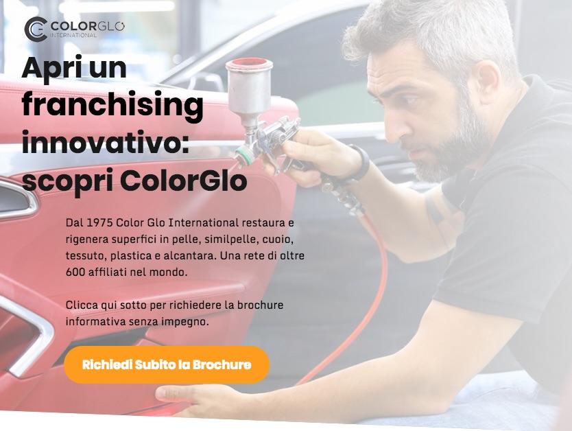 774cb6e73e82 ColorGlo ti segue passo per passo nella costruzione del tuo business
