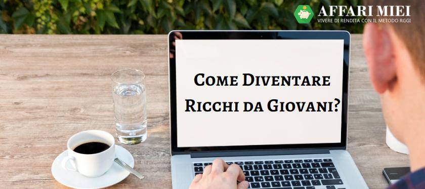 come diventare ricchi a stare a casa commerciante di criptovalute nel italia come scambi bitcoin da solo da solo
