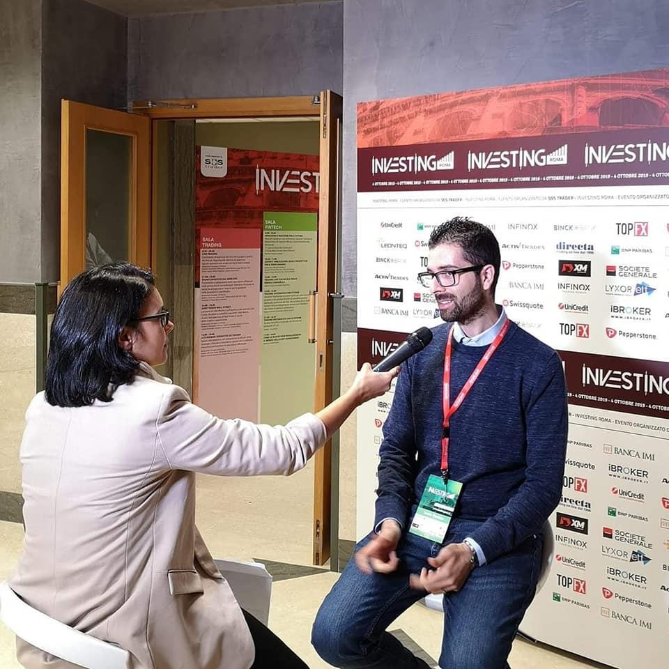 Davide Marciano Investing Roma